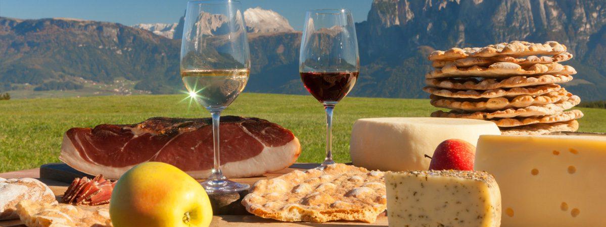 Südtiroler Spezialitäten