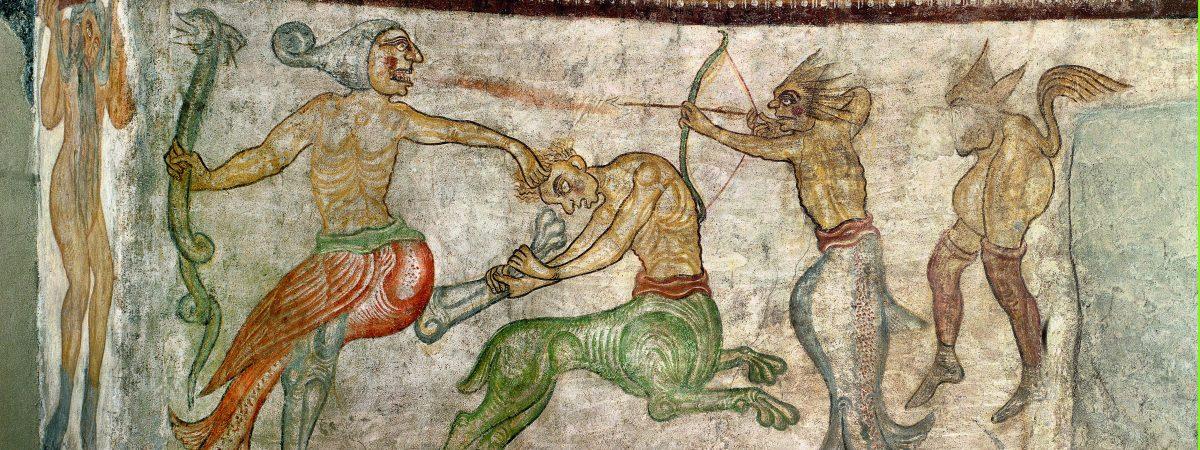 St. Jakob Fresken